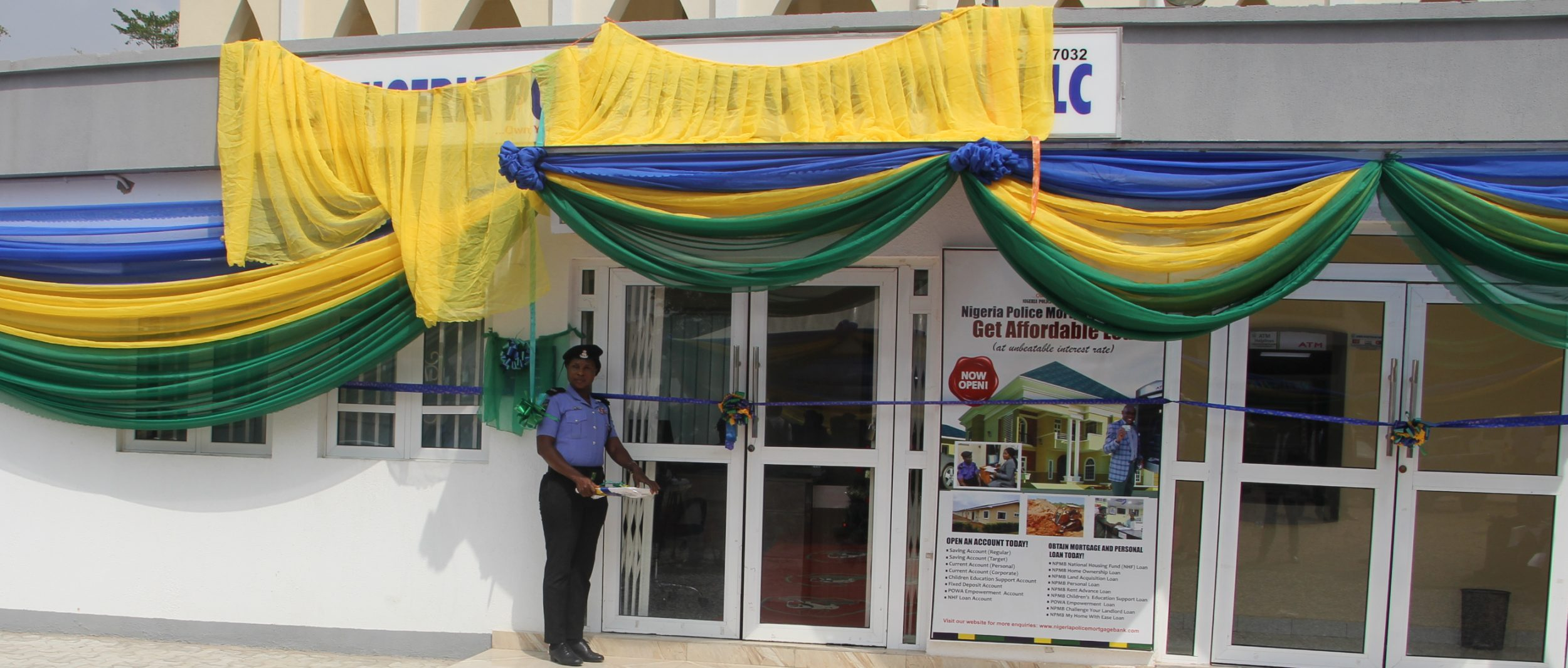 Nigeria Police Mortgage Bank Plc.