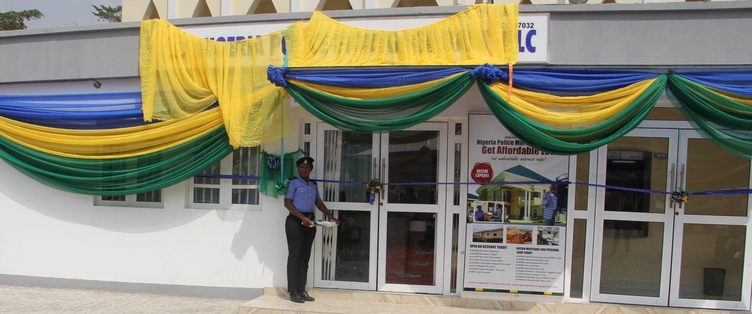 Nigeria Police Mortgage Bank Plc.
